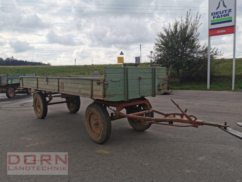 Anhänger типа Sonstige Plattformwagen, Gebrauchtmaschine в Schierling (Фотография 1)