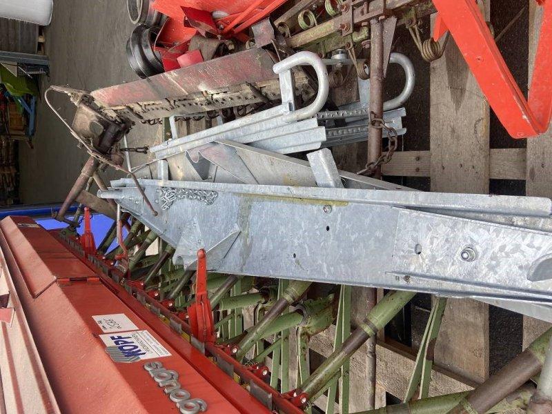 Anhänger типа Sonstige Podest Aufstiegsleiter für Anhänger Mühlendreieck, Gebrauchtmaschine в Schutterzell (Фотография 1)