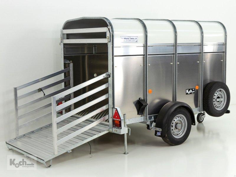 Anhänger типа Sonstige Schaf-und Kälberanhänger P8G 124x250cm Höhe:153 1,4t Ifor Williams (Vi0665Iw), Neumaschine в Winsen (Luhe) (Фотография 1)