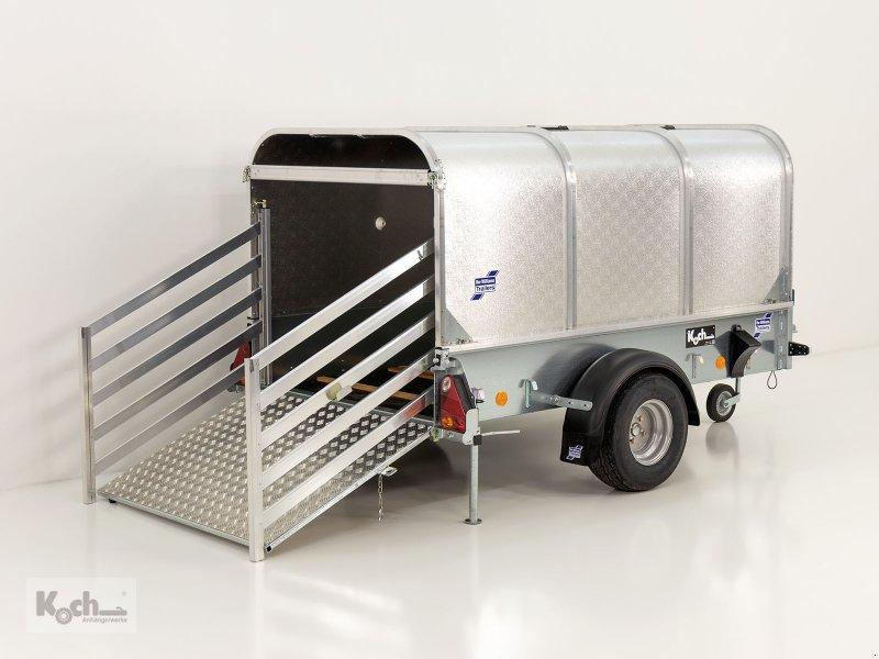 Anhänger типа Sonstige Schafanhänger P7e 121x221cm Höhe:112 750kg Ifor Williams (Vi0619Iw), Neumaschine в Winsen (Luhe) (Фотография 1)