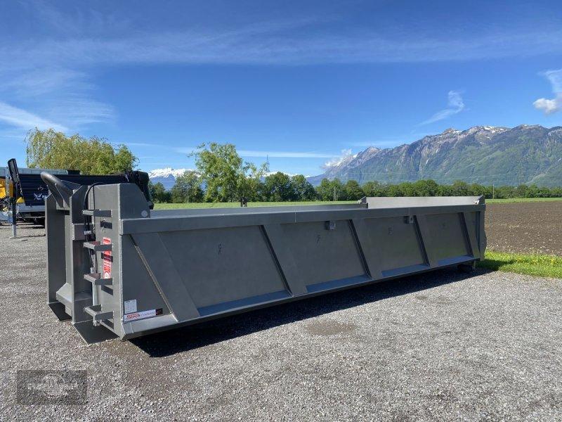 Anhänger des Typs Sonstige Sirch Bau Container mit hydr. Heckklappe, Neumaschine in Rankweil (Bild 1)