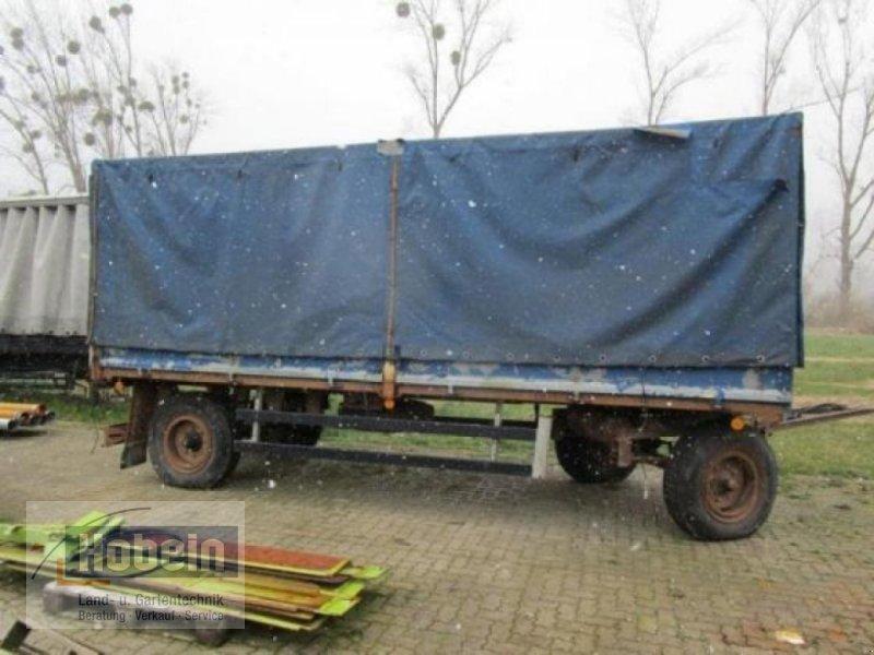 Anhänger типа Sonstige Sonstige HL 62.02 Anhänger, Gebrauchtmaschine в Coppenbruegge (Фотография 1)
