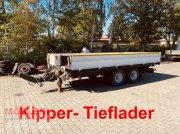 Anhänger typu Sonstige TAT-K 110 Tandemkipper- Tieflader, Gebrauchtmaschine w Schwebheim