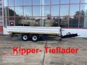 Anhänger du type Sonstige TAT-K 110 Tandemkipper- Tieflader, Gebrauchtmaschine en Schwebheim