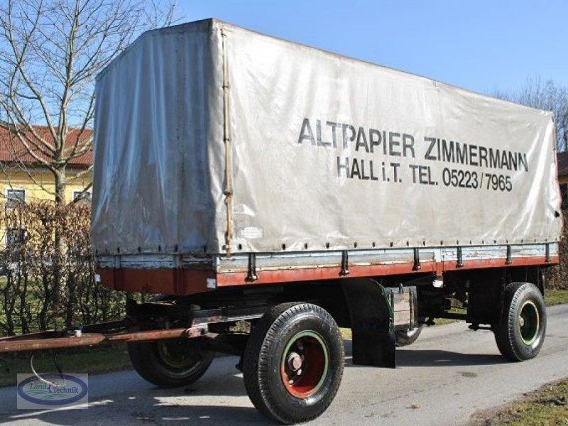 Anhänger des Typs Sonstige Trocknungswagen, Gebrauchtmaschine in Münzkirchen (Bild 1)