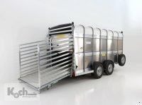 Sonstige Viehanhänger 178x434cm 3,5t 183cm Doppelstock (Vi1957Iw) Anhänger
