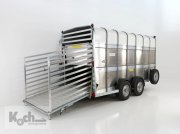Sonstige Viehanhänger 178x434cm 3,5t 213cm Doppelstock (Vi0640Iw) Anhänger