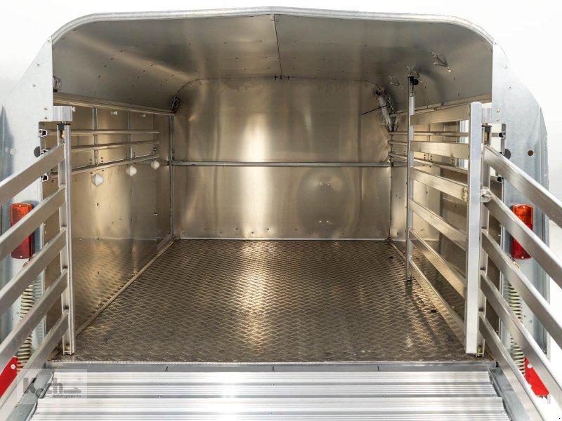 Anhänger типа Sonstige Viehanhänger TA5 156x250cm Höhe:120 2,7t Ifor Williams (Vi0666Iw), Neumaschine в Winsen (Luhe) (Фотография 7)