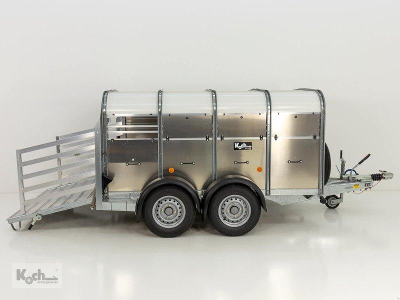 Anhänger типа Sonstige Viehanhänger TA5 156x250cm Höhe:120 2,7t Ifor Williams (Vi0666Iw), Neumaschine в Winsen (Luhe) (Фотография 5)