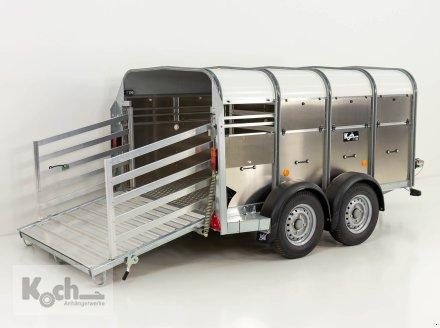 Anhänger типа Sonstige Viehanhänger TA5 156x250cm Höhe:120 2,7t Ifor Williams (Vi0666Iw), Neumaschine в Winsen (Luhe) (Фотография 1)