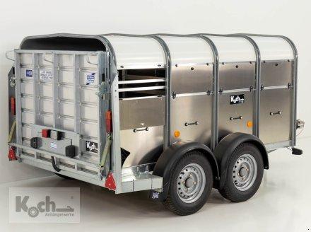 Anhänger типа Sonstige Viehanhänger TA5 156x250cm Höhe:120 2,7t Ifor Williams (Vi0666Iw), Neumaschine в Winsen (Luhe) (Фотография 2)