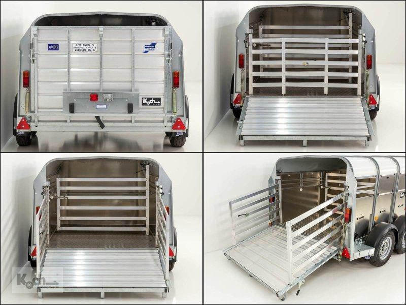 Anhänger типа Sonstige Viehanhänger TA5 156x250cm Höhe:120 2,7t Ifor Williams (Vi0666Iw), Neumaschine в Winsen (Luhe) (Фотография 11)