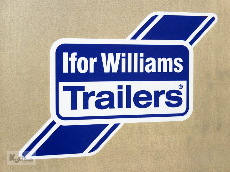 Anhänger типа Sonstige Viehanhänger TA5 156x250cm Höhe:120 2,7t Ifor Williams (Vi0666Iw), Neumaschine в Winsen (Luhe) (Фотография 10)