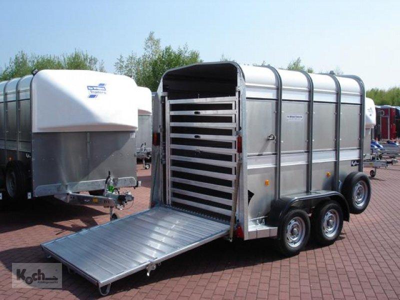 Anhänger типа Sonstige Viehanhänger TA5  156x250cm Höhe:183 2,7t|Ifor Williams (Vi0613Iw), Neumaschine в Winsen (Luhe) (Фотография 6)