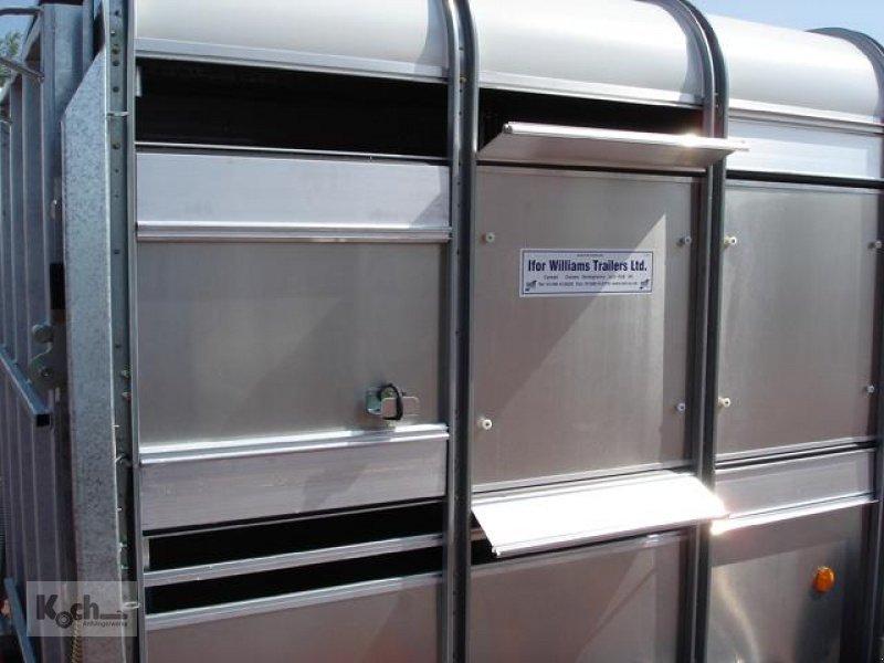 Anhänger типа Sonstige Viehanhänger TA5  156x250cm Höhe:183 2,7t|Ifor Williams (Vi0613Iw), Neumaschine в Winsen (Luhe) (Фотография 10)