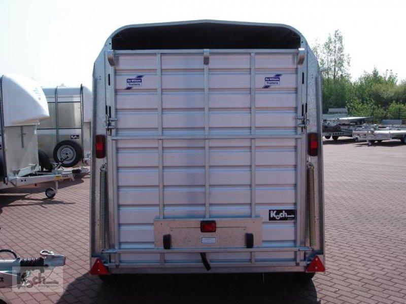Anhänger типа Sonstige Viehanhänger TA5  156x250cm Höhe:183 2,7t|Ifor Williams (Vi0613Iw), Neumaschine в Winsen (Luhe) (Фотография 5)