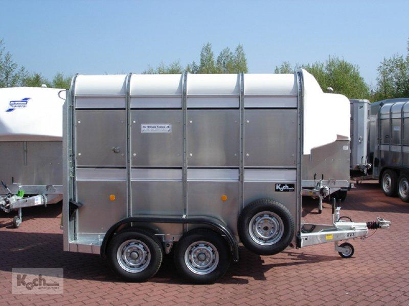 Anhänger типа Sonstige Viehanhänger TA5  156x250cm Höhe:183 2,7t|Ifor Williams (Vi0613Iw), Neumaschine в Winsen (Luhe) (Фотография 1)