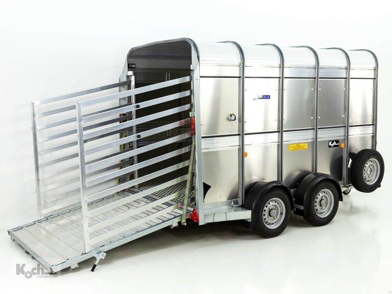 Anhänger типа Sonstige Viehanhänger TA5 156x311cm Höhe:183 2,7t Ifor Williams (Vi0562Iw), Neumaschine в Winsen (Luhe) (Фотография 1)