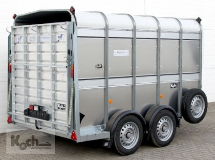Anhänger типа Sonstige Viehanhänger TA510 178x311cm Höhe 183  3,5t Ifor Williams (Vi1495Iw), Neumaschine в Winsen (Luhe) (Фотография 7)