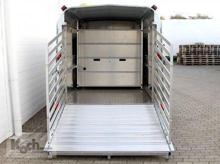 Anhänger типа Sonstige Viehanhänger TA510 178x311cm Höhe 183  3,5t Ifor Williams (Vi1495Iw), Neumaschine в Winsen (Luhe) (Фотография 12)