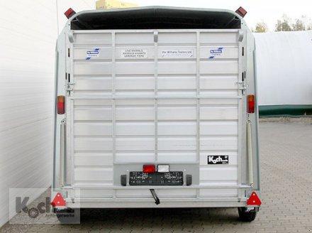 Anhänger типа Sonstige Viehanhänger TA510 178x311cm Höhe 183  3,5t Ifor Williams (Vi1495Iw), Neumaschine в Winsen (Luhe) (Фотография 11)