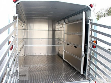 Anhänger типа Sonstige Viehanhänger TA510 178x311cm Höhe 183  3,5t Ifor Williams (Vi1495Iw), Neumaschine в Winsen (Luhe) (Фотография 14)