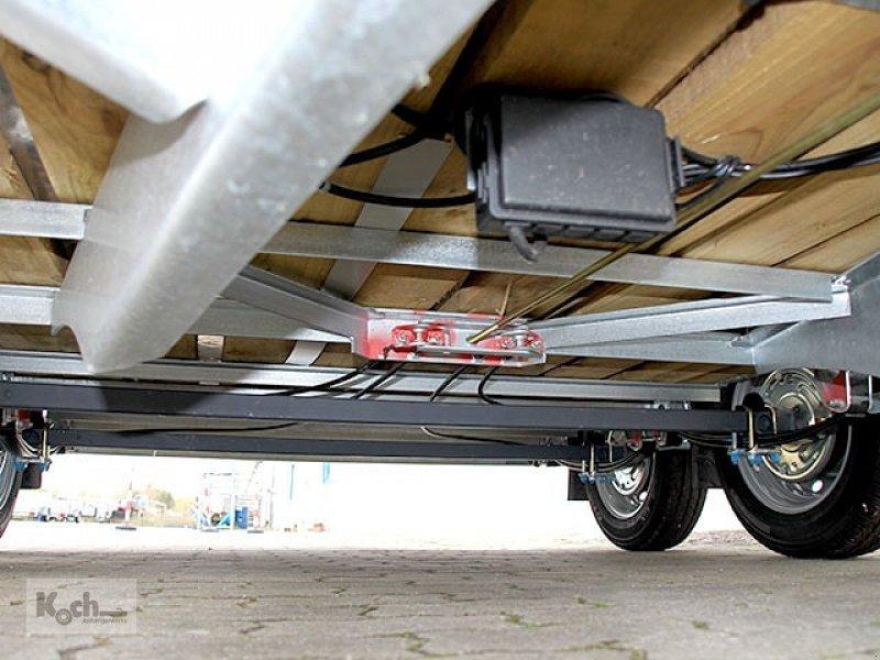 Anhänger типа Sonstige Viehanhänger TA510 178x311cm Höhe 183  3,5t Ifor Williams (Vi1495Iw), Neumaschine в Winsen (Luhe) (Фотография 5)