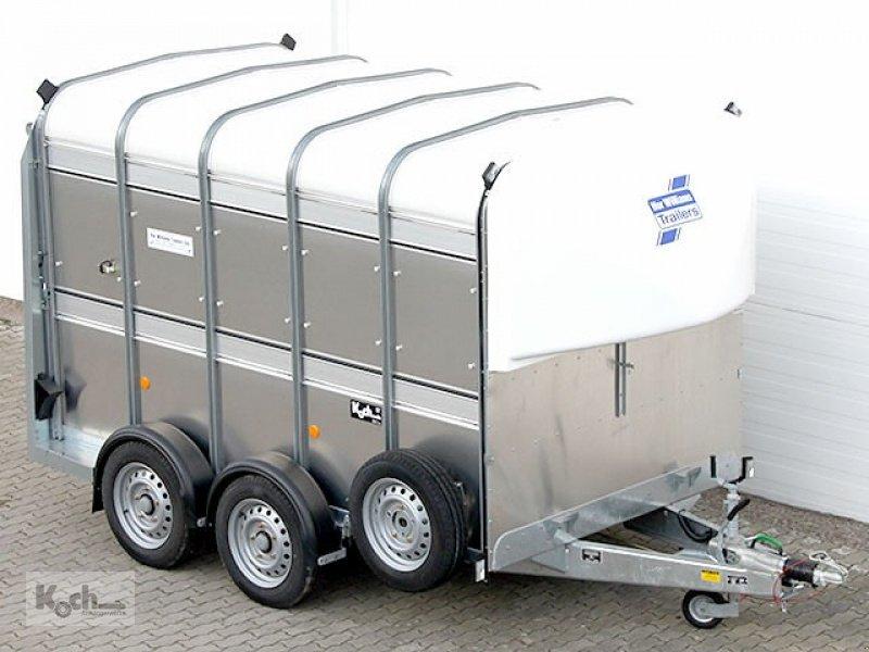 Anhänger типа Sonstige Viehanhänger TA510 178x311cm Höhe 183  3,5t Ifor Williams (Vi1495Iw), Neumaschine в Winsen (Luhe) (Фотография 10)