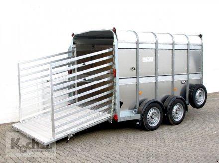 Anhänger типа Sonstige Viehanhänger TA510 178x311cm Höhe 183  3,5t Ifor Williams (Vi1495Iw), Neumaschine в Winsen (Luhe) (Фотография 1)