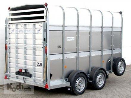 Anhänger типа Sonstige Viehanhänger TA510 178x372 Höhe:213 3,5t|Doppelstock|Ifor Williams (Vi1846Iw), Neumaschine в Winsen (Luhe) (Фотография 7)