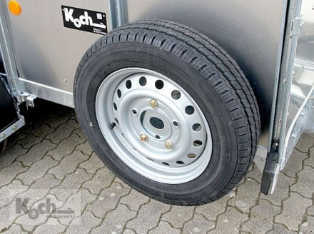Anhänger типа Sonstige Viehanhänger TA510 178x372 Höhe:213 3,5t|Doppelstock|Ifor Williams (Vi1846Iw), Neumaschine в Winsen (Luhe) (Фотография 4)