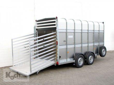 Anhänger типа Sonstige Viehanhänger TA510 178x372 Höhe:213 3,5t|Doppelstock|Ifor Williams (Vi1846Iw), Neumaschine в Winsen (Luhe) (Фотография 1)