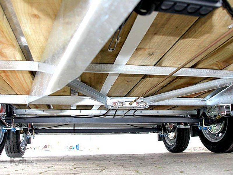 Anhänger типа Sonstige Viehanhänger TA510 178x372 Höhe:213 3,5t|Doppelstock|Ifor Williams (Vi1846Iw), Neumaschine в Winsen (Luhe) (Фотография 6)