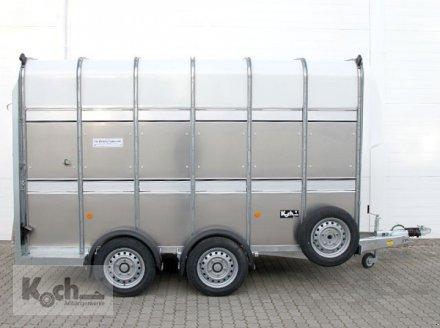 Anhänger типа Sonstige Viehanhänger TA510 178x372 Höhe:213 3,5t|Doppelstock|Ifor Williams (Vi1846Iw), Neumaschine в Winsen (Luhe) (Фотография 8)