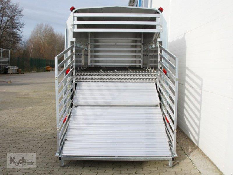 Anhänger типа Sonstige Viehanhänger TA510 178x372 Höhe:213 3,5t|Doppelstock|Ifor Williams (Vi1846Iw), Neumaschine в Winsen (Luhe) (Фотография 12)