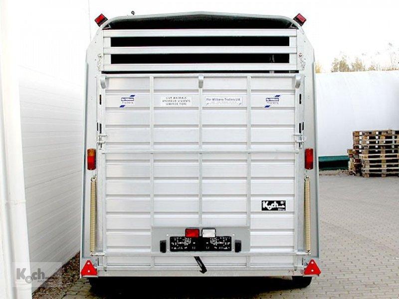 Anhänger типа Sonstige Viehanhänger TA510 178x372 Höhe:213 3,5t|Doppelstock|Ifor Williams (Vi1846Iw), Neumaschine в Winsen (Luhe) (Фотография 11)