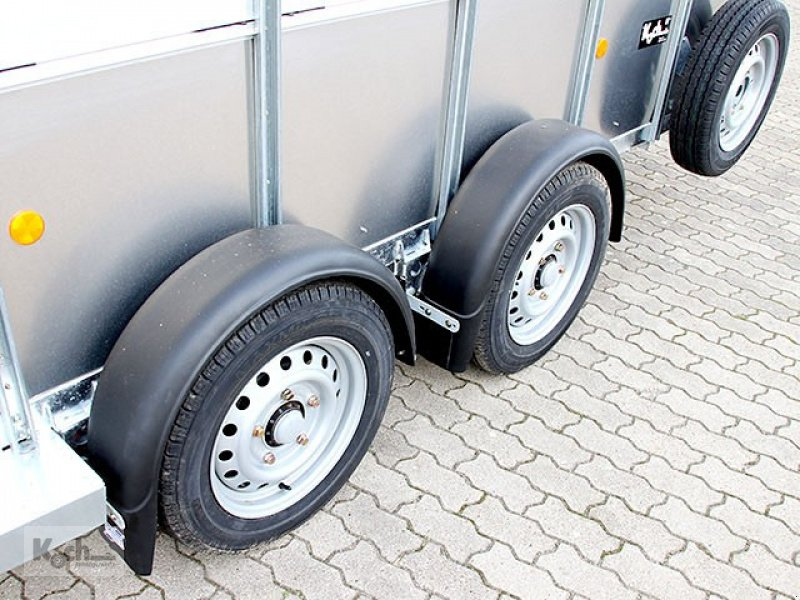 Anhänger типа Sonstige Viehanhänger TA510 178x372 Höhe:213 3,5t|Ifor Williams (Vi1494Iw), Neumaschine в Winsen (Luhe) (Фотография 2)