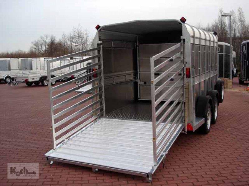 Anhänger типа Sonstige Viehanhänger  TA510 178x372cm Höhe:183 3,5t Ifor Williams (Vi0588Iw), Neumaschine в Winsen (Luhe) (Фотография 1)