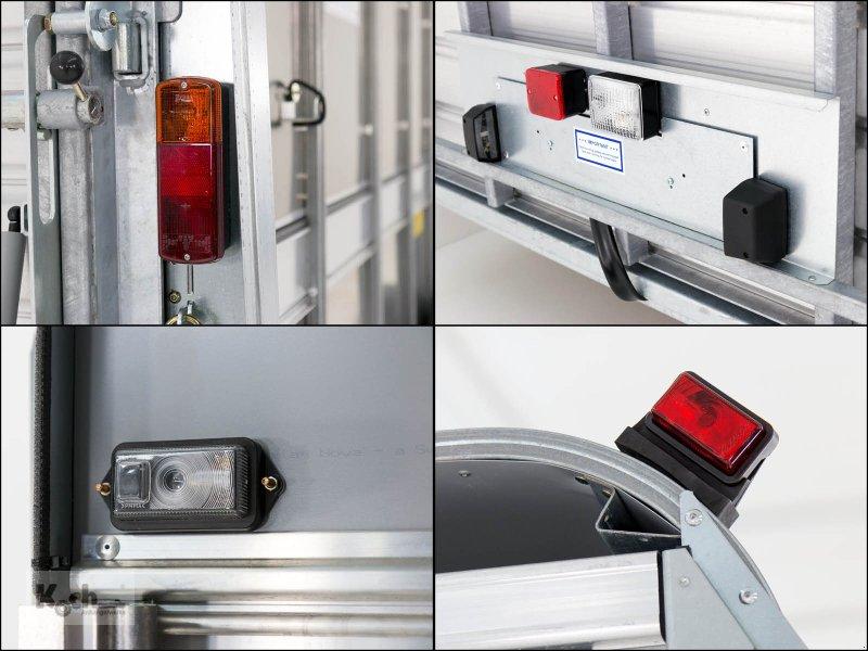 Anhänger типа Sonstige Viehanhänger TA510 178x434 Höhe:213 3,5t|Tridem|Doppelstock|Ifor Williams (Vi1939Iw), Neumaschine в Winsen (Luhe) (Фотография 15)