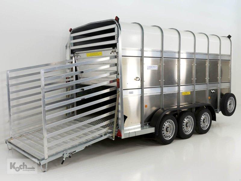Anhänger типа Sonstige Viehanhänger TA510 178x434 Höhe:213 3,5t|Tridem|Doppelstock|Ifor Williams (Vi1939Iw), Neumaschine в Winsen (Luhe) (Фотография 2)