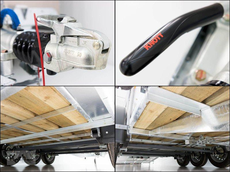 Anhänger типа Sonstige Viehanhänger TA510 178x434 Höhe:213 3,5t|Tridem|Doppelstock|Ifor Williams (Vi1939Iw), Neumaschine в Winsen (Luhe) (Фотография 16)