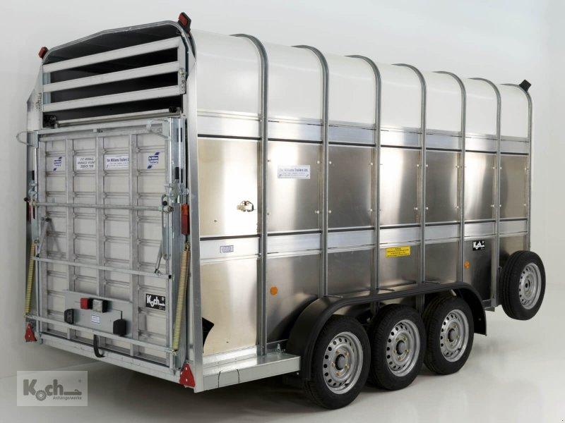 Anhänger типа Sonstige Viehanhänger TA510 178x434 Höhe:213 3,5t|Tridem|Doppelstock|Ifor Williams (Vi1939Iw), Neumaschine в Winsen (Luhe) (Фотография 3)