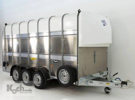 Anhänger типа Sonstige Viehanhänger TA510 178x434 Höhe:213 3,5t|Tridem|Doppelstock|Ifor Williams (Vi1939Iw), Neumaschine в Winsen (Luhe) (Фотография 4)