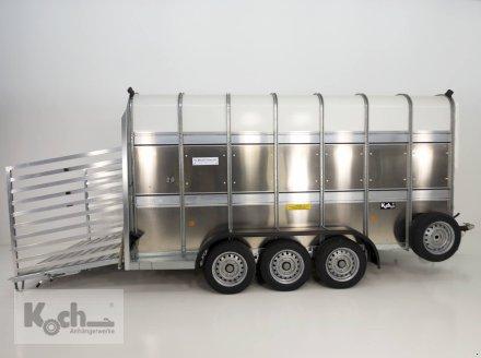 Anhänger типа Sonstige Viehanhänger TA510 178x434 Höhe:213 3,5t|Tridem|Doppelstock|Ifor Williams (Vi1939Iw), Neumaschine в Winsen (Luhe) (Фотография 5)