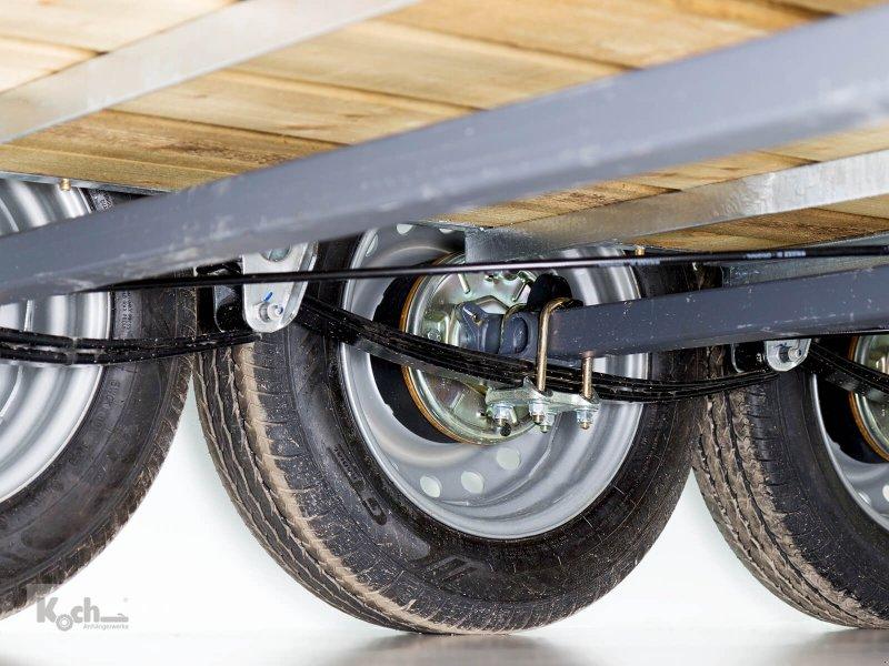 Anhänger типа Sonstige Viehanhänger TA510 178x434 Höhe:213 3,5t|Tridem|Doppelstock|Ifor Williams (Vi1939Iw), Neumaschine в Winsen (Luhe) (Фотография 10)