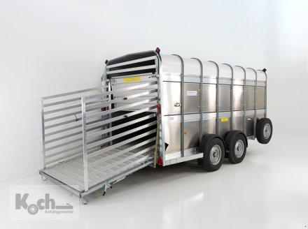 Anhänger типа Sonstige Viehanhänger  TA510 178x434cm Höhe:183 3,5t Doppelstock Ifor Williams (Vi1957Iw), Neumaschine в Winsen (Luhe) (Фотография 1)
