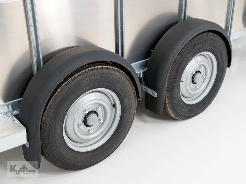 Anhänger типа Sonstige Viehanhänger  TA510 178x434cm Höhe:183 3,5t Doppelstock Ifor Williams (Vi1957Iw), Neumaschine в Winsen (Luhe) (Фотография 4)