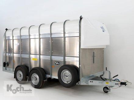 Anhänger типа Sonstige Viehanhänger  TA510 178x434cm Höhe:183 3,5t Doppelstock Ifor Williams (Vi1957Iw), Neumaschine в Winsen (Luhe) (Фотография 2)