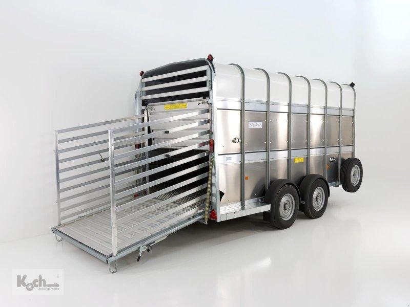 Anhänger типа Sonstige Viehanhänger TA510 178x434cm Höhe:213 3,5t Doppelstock Ifor Williams (Vi0640Iw), Neumaschine в Winsen (Luhe) (Фотография 1)