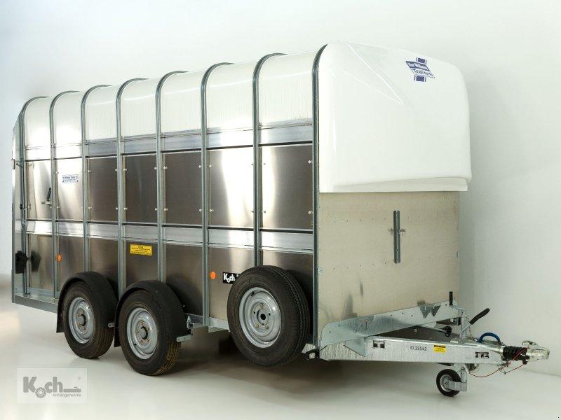Anhänger типа Sonstige Viehanhänger TA510 178x434cm Höhe:213 3,5t Ifor Williams (Vi1496Iw), Neumaschine в Winsen (Luhe) (Фотография 1)